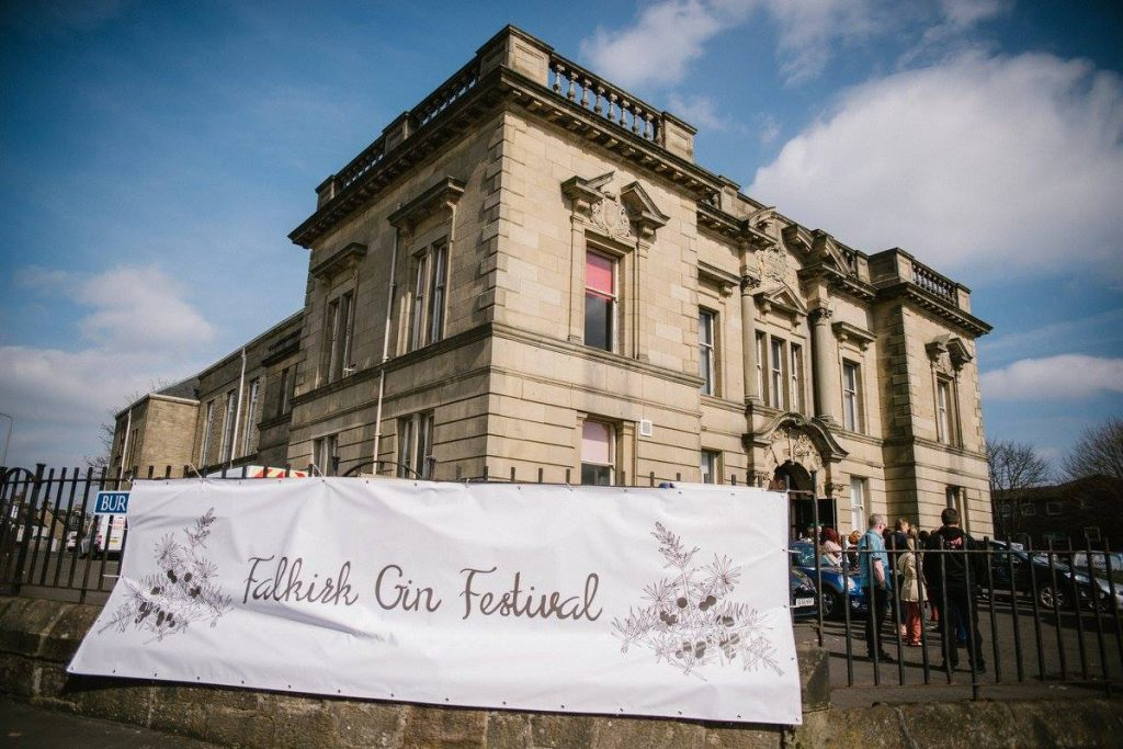 The First Falkirk Gin Festival